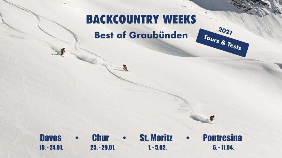 Backcountry Weeks 2021